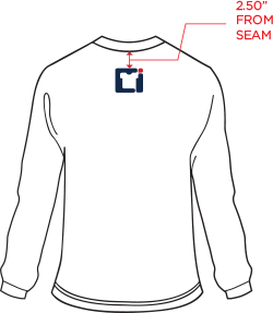 Adult Long Sleeve Yoke