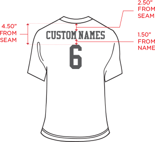 Custom Names_Numbers